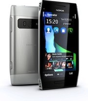 Nokia X7 Symbian^3 with 4 Inch Touchscreen 8 MP Camera 16GB Smartphone