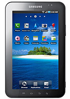 Samsung Galaxy Tab P1000 32GB 7 inch Android 2.3 (Gingerbread) USD$299