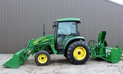 For sale my 2010 John Deere 4720 Loader Buckets Snowblower $13, 200 USD