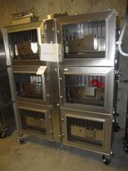 Stainless Steel Large Cages
