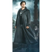 Be a Real Toper Smallville Trench Coat | Smallville Leather Coat