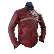 Get to wear Smallville Distress jacket| Superman Leather Jacket