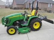 2008 John Deere 3120 4X4 Tractor Mower Blade