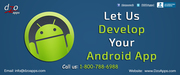 Android Application Development Services - Dzoapps.com