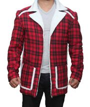 Shearling Jacket Deadpool