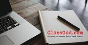 ClassGod - Online Homework Help & Freelnace Tutoring Job
