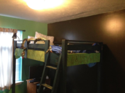 Youth loft bed for sale