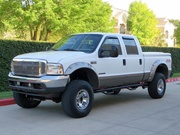 2002 ford f-250 lariat 4wd crew cab for sale