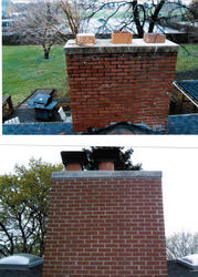 Chimney cap repair services in Frankfort,  IL