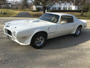 1973 Pontiac 455 Pontiac: Trans Am 2 door coupe