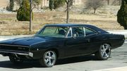 1968 Dodge Charger 1234567 miles
