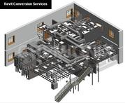CAD to Revit Conversion Services