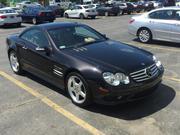 2005 MERCEDES-BENZ Mercedes-Benz: SL-Class Designo Espresso