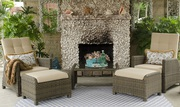 All Weather Resin Wicker Indoor and Outdoor Patio Furniture