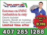 Service sales install helper HVAC Technician!