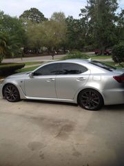 2008 Lexus IS-F 416 HP V-8 AUTOMATIC