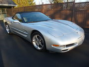 2003 Chevrolet Corvette Garaged