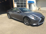 2015 Lexus RC350F Sport Coupe 2-Door