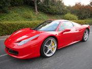 2014 Ferrari 4582 Door Convertable