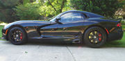 2013 Dodge Viper Track Package