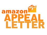 Amazon Appeal Letter 8007257732
