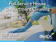 Apartment cleaning in chicago