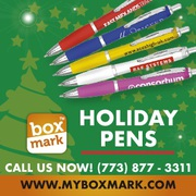 Holiday Print Deals - Pens