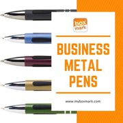 Business metal pens