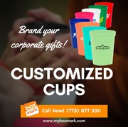 Customized cups in Chicago