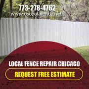 local fence repair.!
